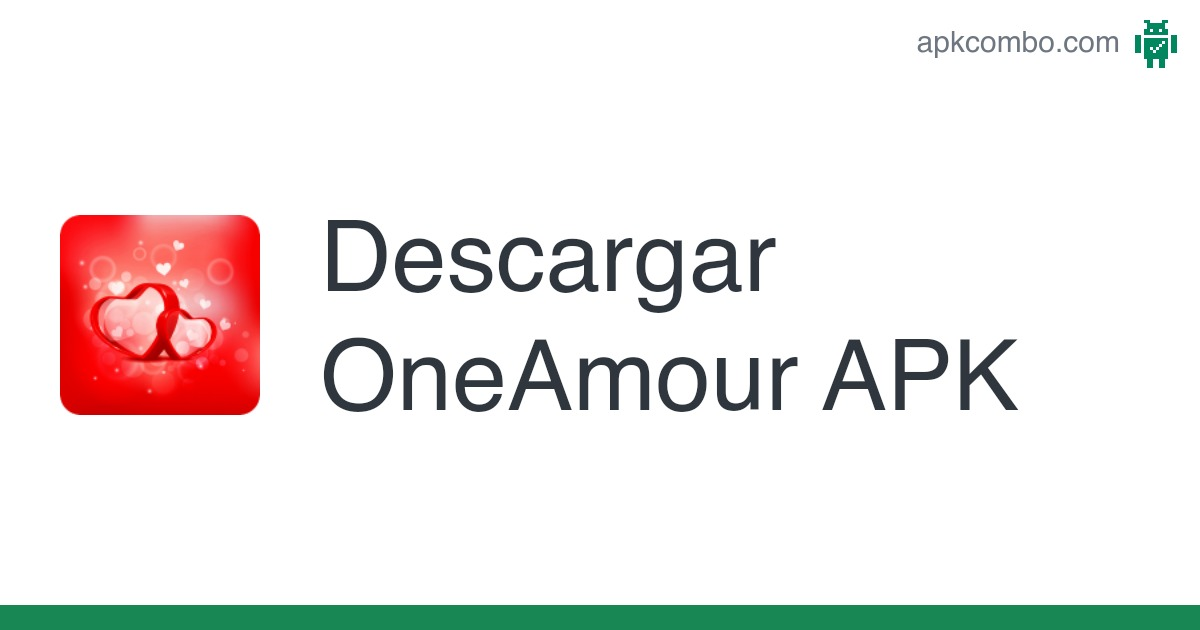 Oneamour oneamour