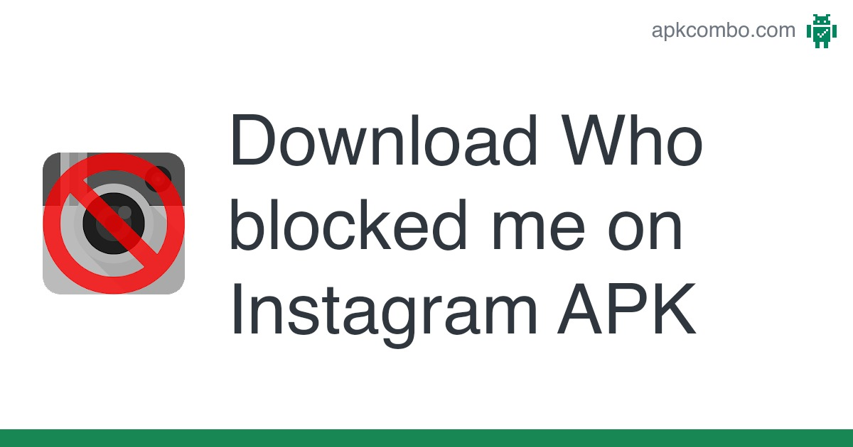 Has blocked me on instagram who How to