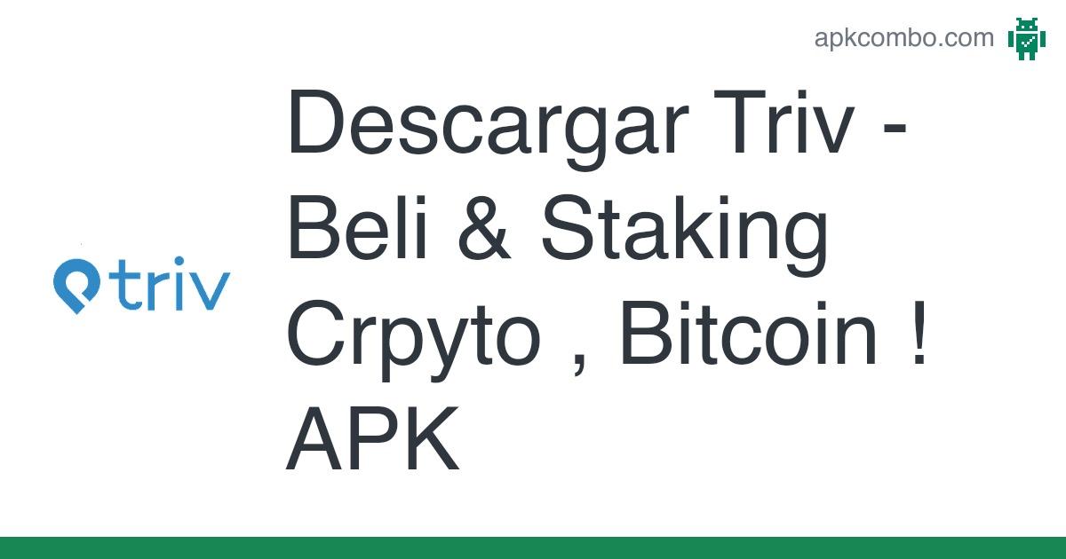triv bitcoin