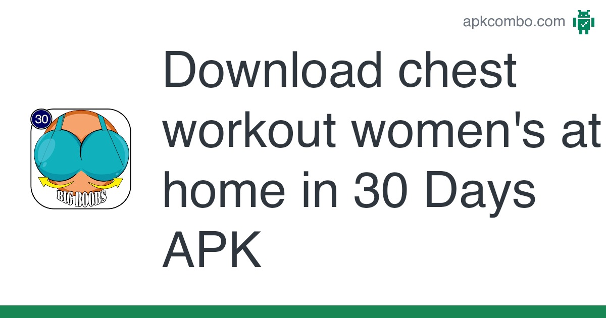 Ladies at for workout chest home The Ultimate