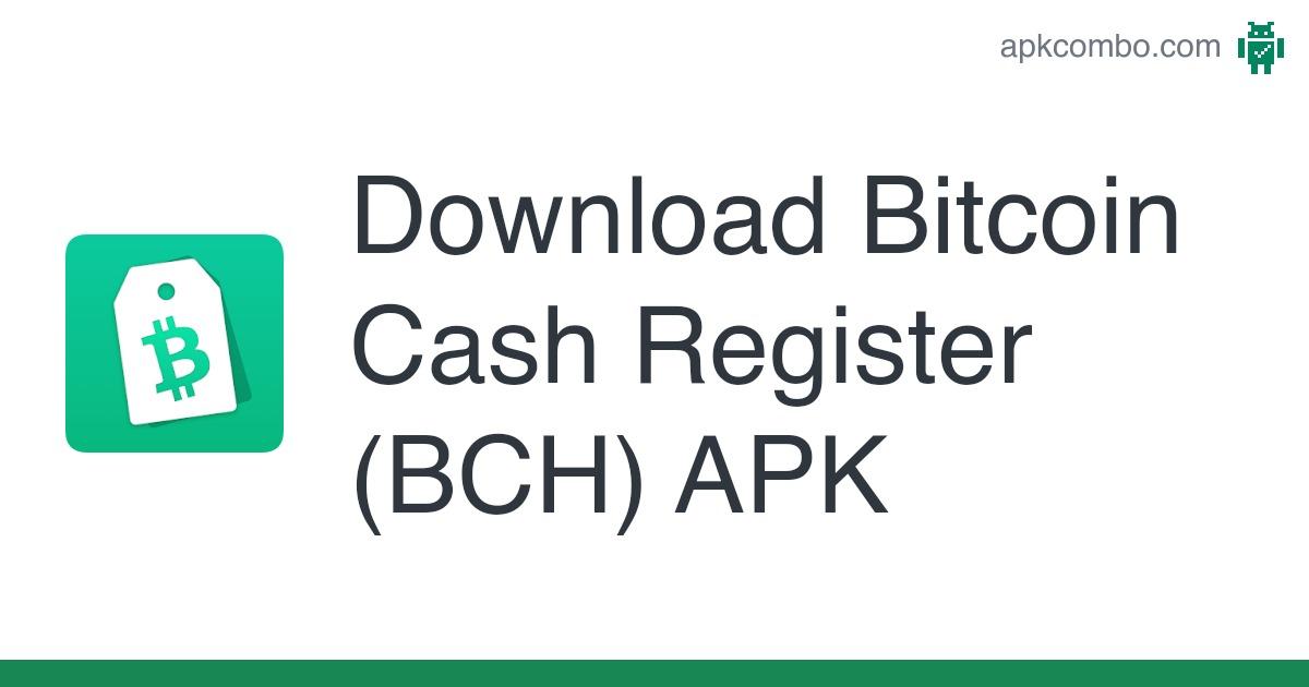 Anspruchsbewerb Bitcoin Cash Manager-App-Download