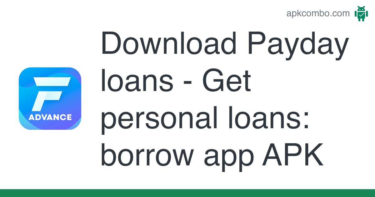 pay day advance borrowing products intended for unemployment