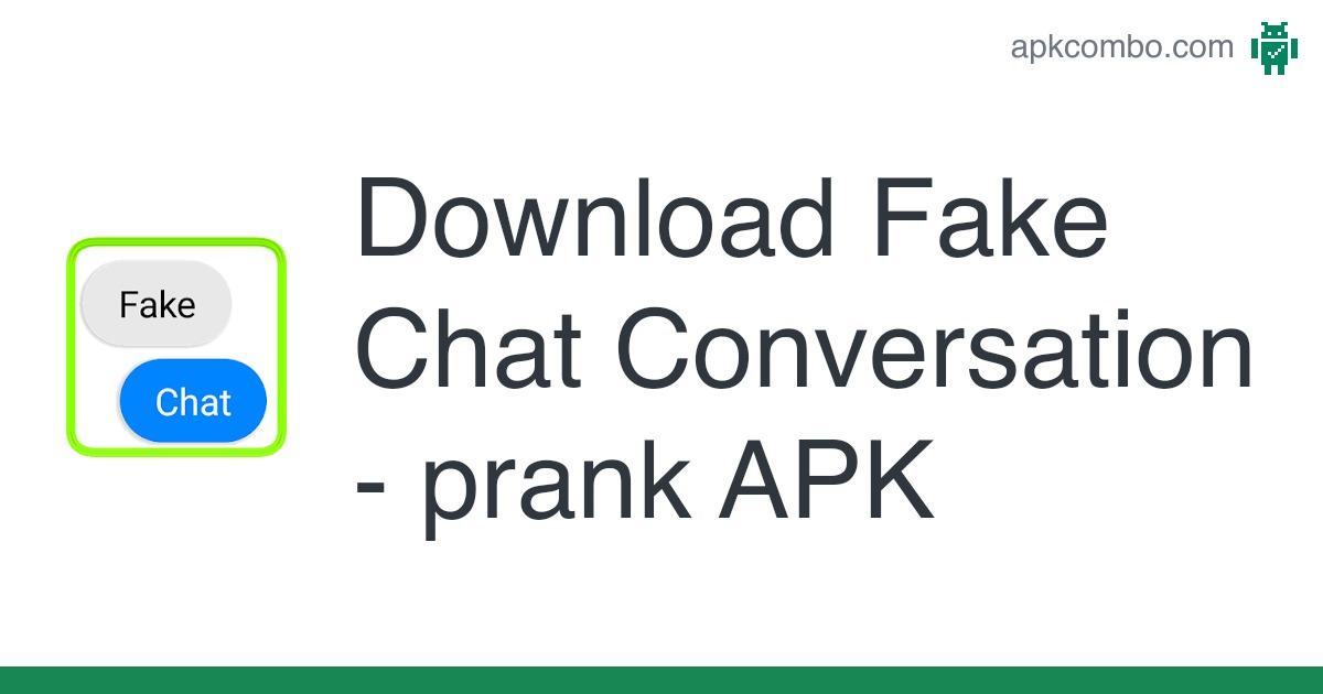 Chat fake Fake WhatsApp