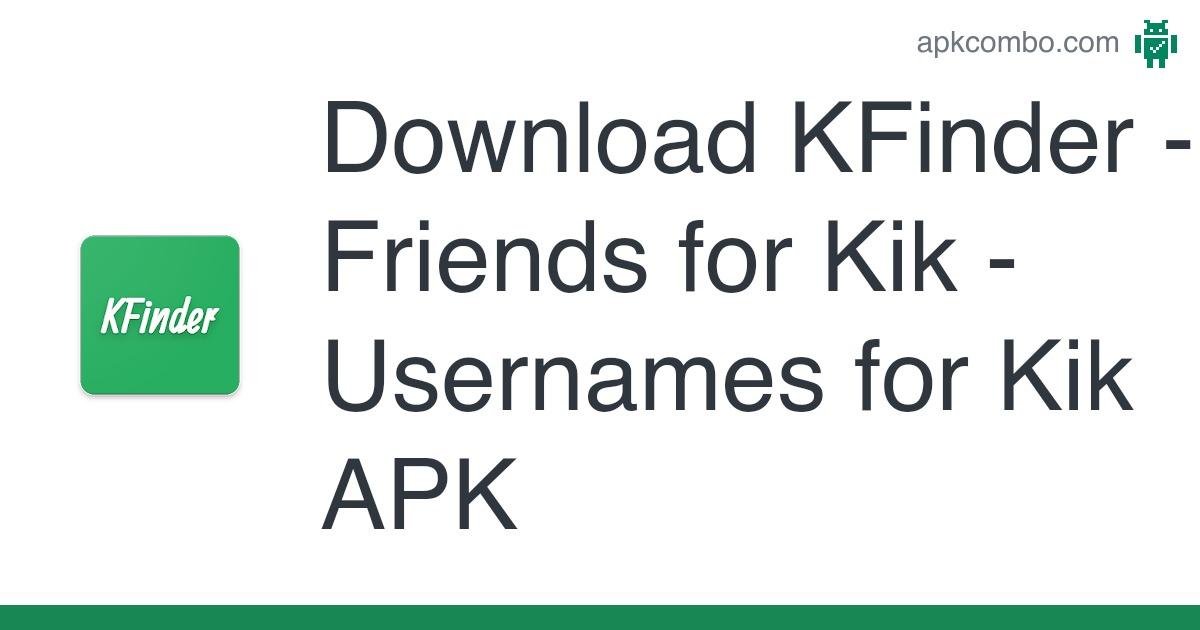 Deutsch kik usernames 3 Ways