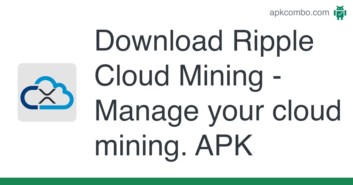 cloud mining download
